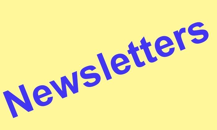 800X420 Newsletters