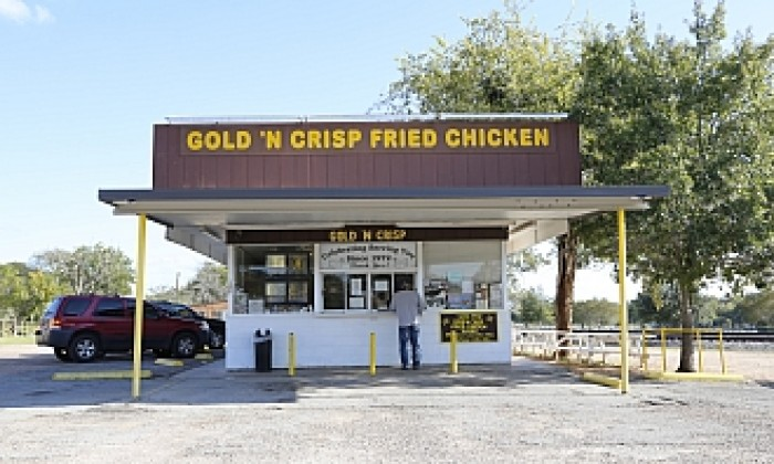 Food Goldn Crisp Chick