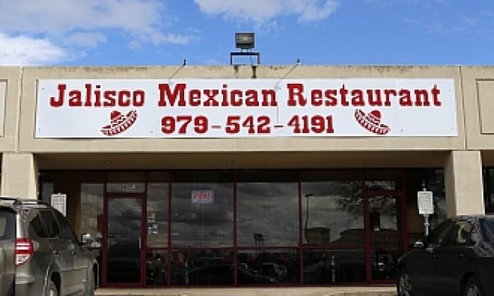 Food Jalisco Giddings