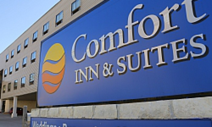 Overnight Comfort Inn Suites