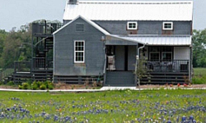Overnight Farmhouse Round Top