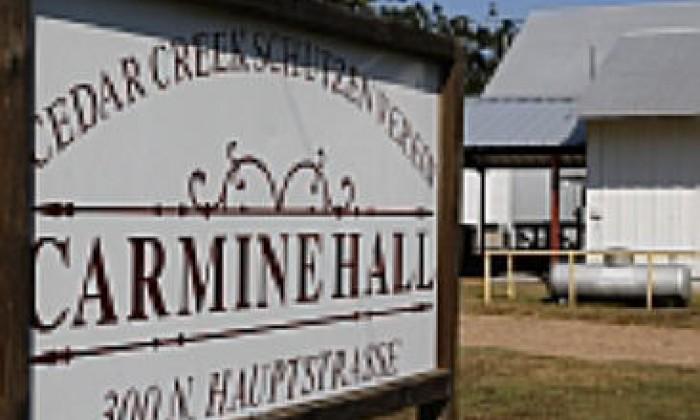 Show Carmine Dance Hall