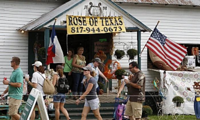 Show Rose Of Texas