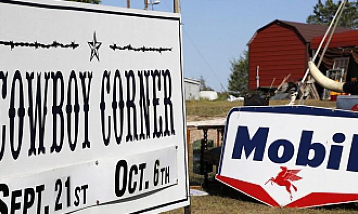 Shows Cowboy Cornder