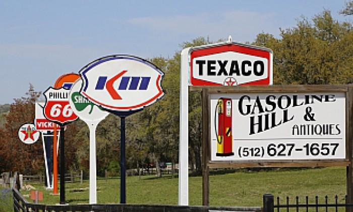 Shows Gasoline Hill