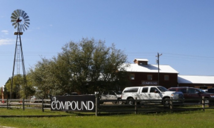 Shows The Compound